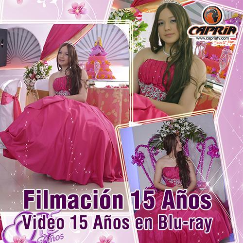 FILMACIÓN 15 AÑOS BLURAY CALI