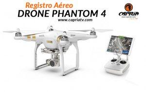 Filmacion y registro aereo drone cali