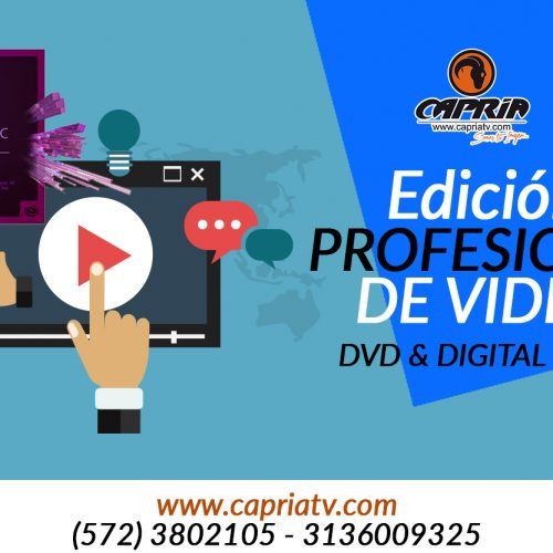 edicion video cali