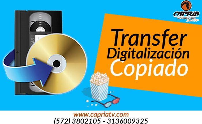 digitalizacion vhs a dvd cali