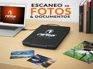 ESCANEO DE FOTOS CALI