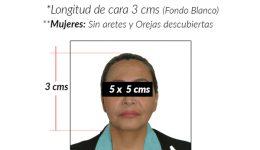 foto documento para visa usa