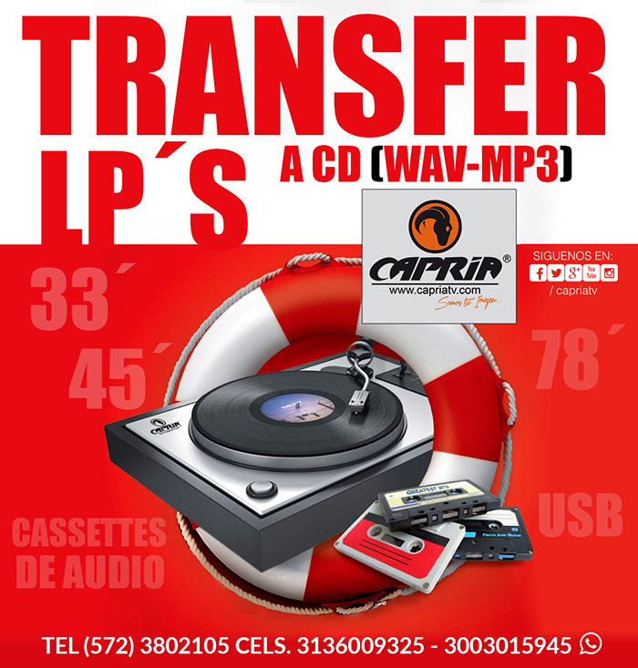 Transfer_lp a cd wav mp3 cali