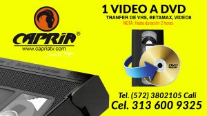 transfer de video a dvd usb