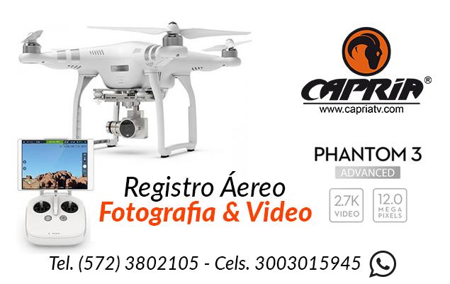 registro aereo drone cali 2