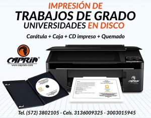 trabajo grado universidades cd