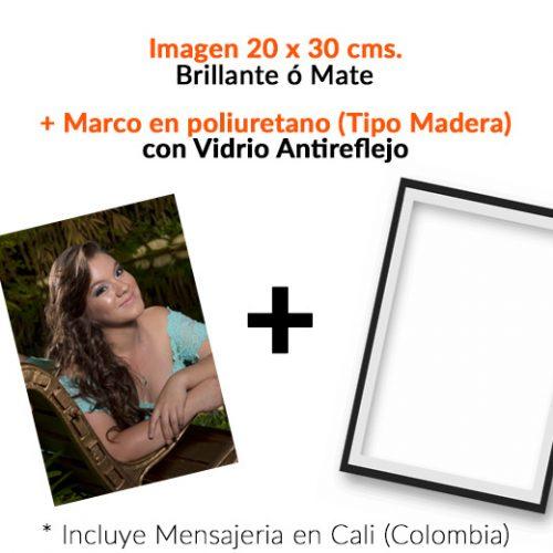 precio foto 20x30cms