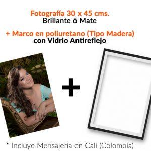 precio foto 30x45cm
