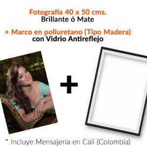 precio foto 40x50cm