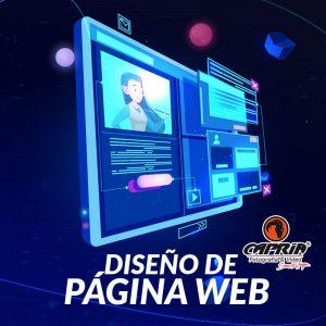 CREACIÓN DE PAGINA WEB CALI