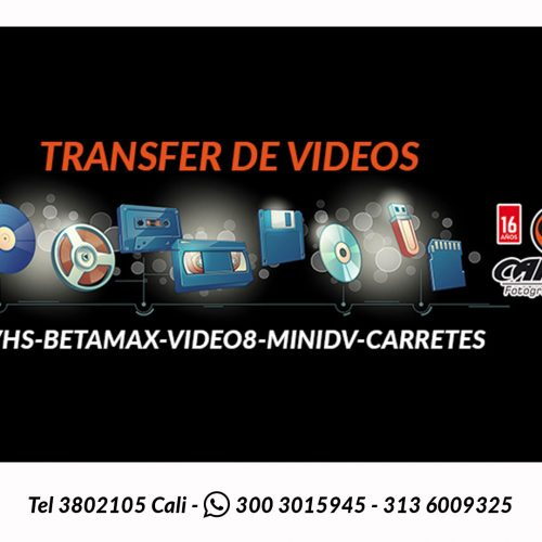 transfer a dvd cali