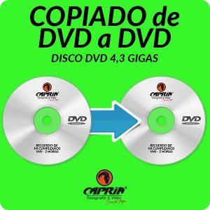 COPIADO DE DISCOS DVD Cali
