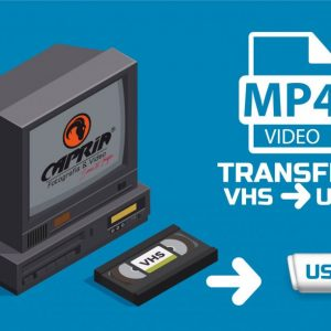 TRANSFER VHS TO USB