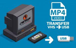 TRANSFER VHS A USB CALI