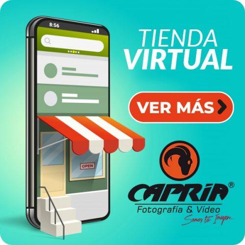 Tienda virtual CAPRIA