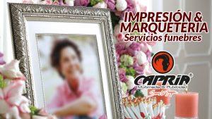 Marqueteria para servicios funebres cali